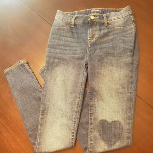 Old Navy girls 16 Jean's stretchy skinny jean